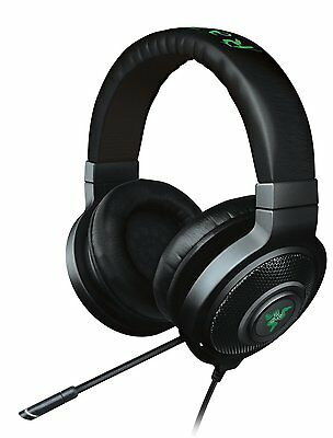 Razer Kraken 7 1 Chroma Surround Sound Usb Gaming Headset