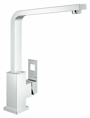 Grohe 31255000 Eurocube Single Lever Kitchen Sink Mixer Tap - Brand New