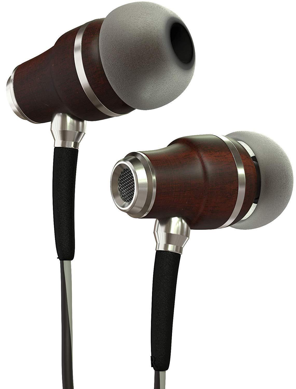 Symphonized NRG 3.0 Premium Wood In-ear Noise-isolating Head