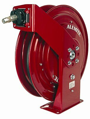 Alemite 8078-f 50 Heavy Duty Hose Reel Airwater - New In Box