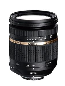 Tamron SP AF 17-50mm F/2.8 Di II VC Lens For Nikon Sydney City Inner Sydney Preview