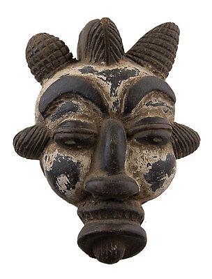 Mask African Passport Grade Invalid Earth Cotta Art First 6380 E9B