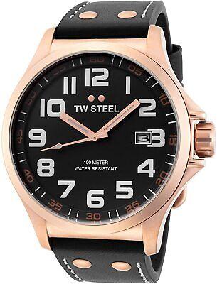 NEW TW Steel Pilot Men's Quartz Watch - TW417