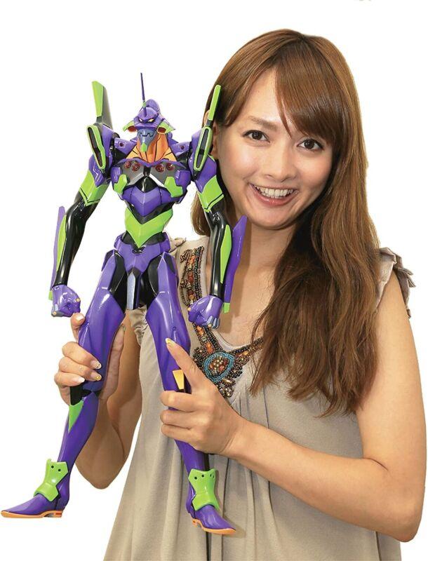 "Evangelion Unit EVA-01 Kaiyodo Mega Sofubi Advance big huge 20"" MSA-003 figure"