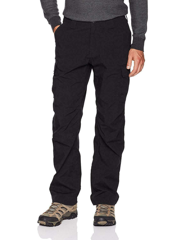 Under Armour UA Storm Tactical Patrol Cargo Pants II Black Men/'s 32x30 1265491