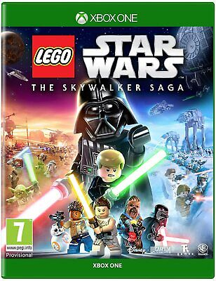 LEGO Star Wars: The Skywalker Saga Pre Order Xbox One Console Game Video Game