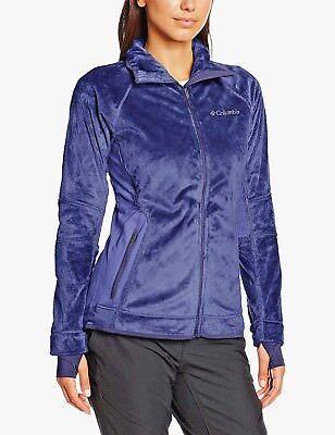 Was £89! Columbia PEARL PLUSH Womens XS Mountain Fleece Monkey Jacket. Hardwear Columbia Pearl Plush