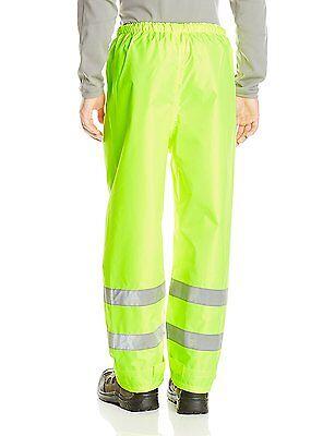 Class E Hi-Visibility Rain Pants Breathable Safety Gear PIP 353-PURPPLY
