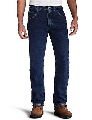 (100% Genuine Wrangler Men's Regular Fit Jeans Brand new with tags Heavy cotton )