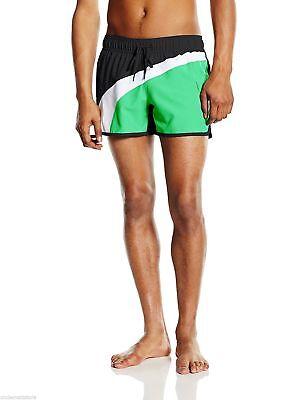 Kostüm Boxe Shorts Meer Puma Fun Formstripe Herren Shorts Schwimmen GRÖSSE XS