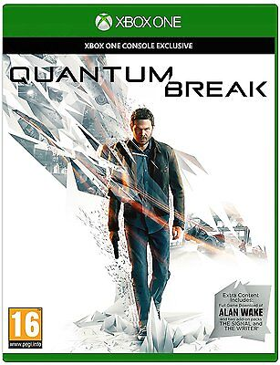 Quantum Break Xbox One - Inc Alan Wake - MINT - Super FAST First Class Delivery comprar usado  Enviando para Brazil