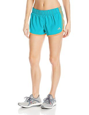 Adidas Women's Running Woven M10 Shorts 3