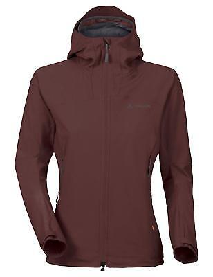 WAS £175. Winner BEST SOFTSHELL. Vaude Women's ROCCIA Hooded Jacket XL / Eu