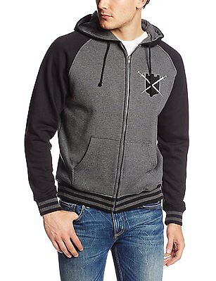 Official HBO'S Game of Thrones Got Nights Watch Zip Front Adult Hoodie Jacket](Hbo Adult)