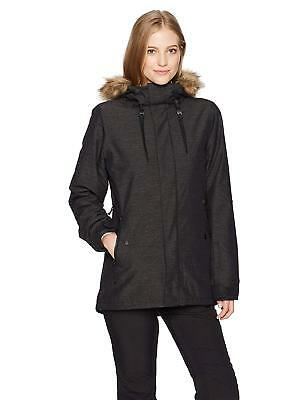 Volcom Women's Mission Insulated Jacket, Black, XS ()