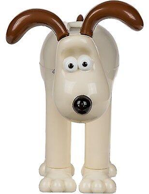 Solarfigur Figur Hund Gromit Solar Dekofigur der Kult-Hund Tanzend Wackel-Figur