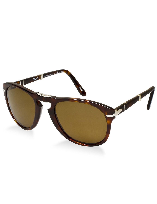 Persol Steve McQueen Special Edition Folding Sunglasses Black ... bcba35ca3c