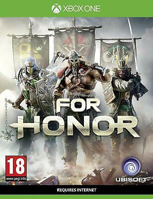 * Xbox One NEW SEALED Game * FOR HONOR