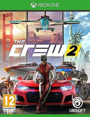 The Crew 2 (Xbox One)New & Sealed Fast Free UK Postage UK PAL