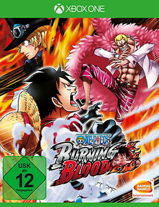 One Piece: Burning Blood (Microsoft Xbox One, 2016) neu und ovp - <span itemprop='availableAtOrFrom'>Minden, Deutschland</span> - One Piece: Burning Blood (Microsoft Xbox One, 2016) neu und ovp - Minden, Deutschland