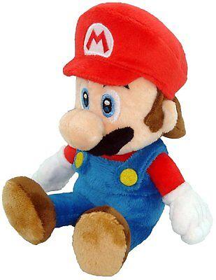 "Little Buddy Toys Nintendo Official Super Mario Plush, 8"""