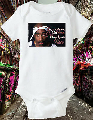 Onesie Tupac