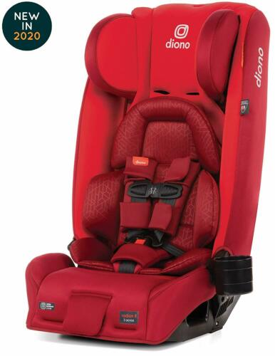 Diono 2020 Radian 3 RXT Convertible Car Seat in Red Cherry Free Shipping!