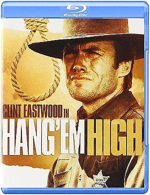 Blu Hanging - Hang Em High (Blu-ray Disc, 2011) - NEW!!