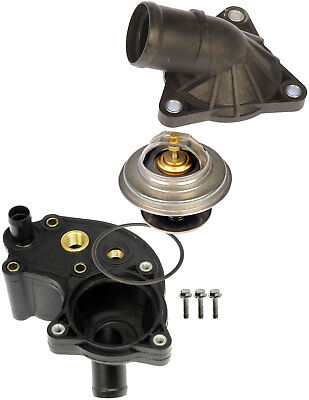 Engine Coolant Thermostat Housing Dorman 902-1044 fits 95-97 Ford F-350 7.5L-V8