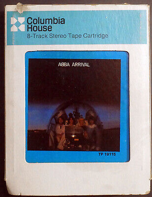 ABBA - Arrival (VG) [03-0102] 8-Track Cartridge