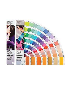 Pantone Formula Guide Set Solid Coated Solid Uncoated Gp1601n - 1867 Colors