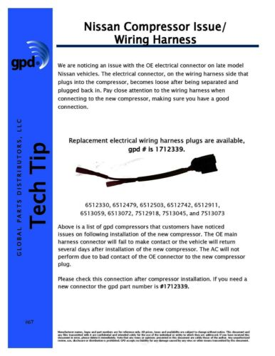 Chevy A C Compressor Wiring Diagram