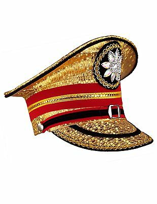 Indian Marching Band Hats make great Halloween Costumes Madcap Hippie - 6 Colors - Capital Halloween Costumes