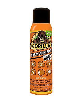 Gorilla Glue 6301502 Spray Adhesive 14oz. Clear