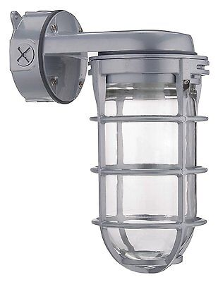 Explosion Proof Style wall mount Light Fixture Vintage Industrial Commercial NEW