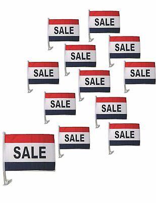 12x18 Wholesale Lot 36 Sale Red White Blue Car Vehicle 12