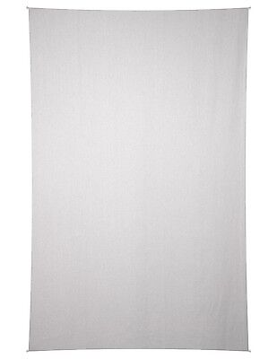 Blank White Tapestry Tablecloth w/ Corner Loops For Custom Tie Dye Art - 5 Sizes (Tie Dye Tablecloth)