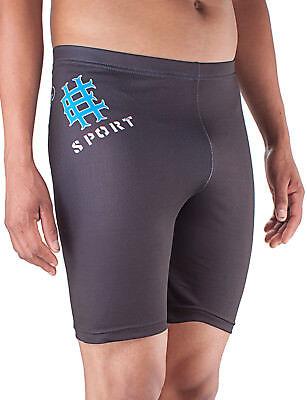 Ed Hardy Mens Tight Inner Shorts - Black Ed Hardy Mens Clothing