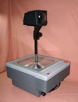 3M 9060 9000AJE Overhead Transparency Projector-WITH BULB