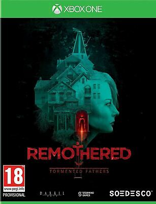 * XBOX ONE NEW SEALED Game * REMOTHERED - TORMENTED FATHERS