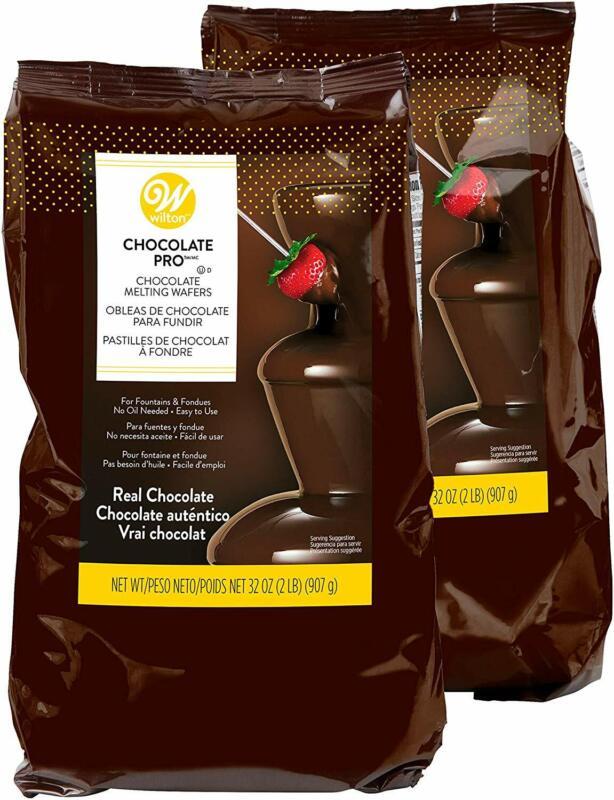 Wilton Chocolate Pro - Melting Chocolate Wafers for Chocolat