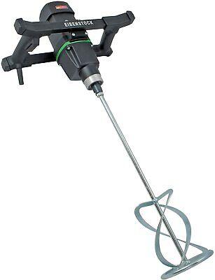 Eibenstoc Electric Cement Mixer Portable Handheld Paddle Concrete Drill Mixer -