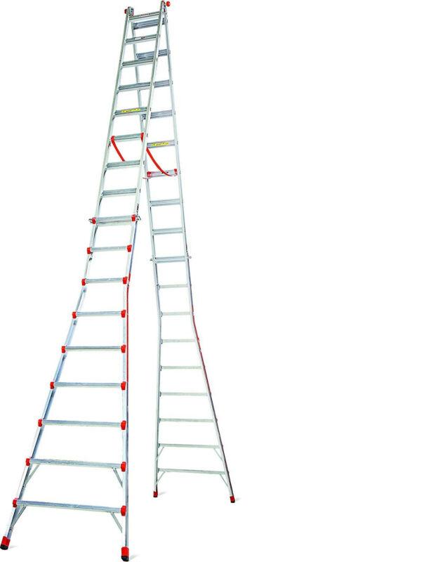 Little Giant ladder 10110 Skyscraper MXZ-17 Stepladder