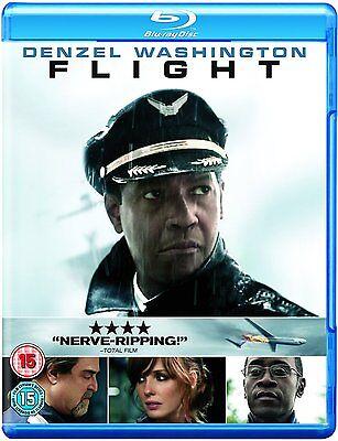 Flight Blu Ray (Denzel Washington) Disc Only