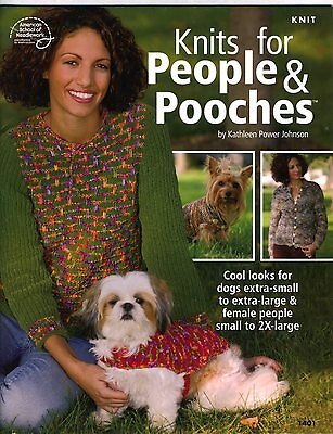 Knits For People & Pooches - Asn Booklet