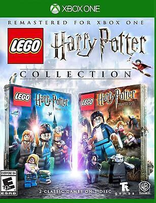 LEGO Harry Potter : Collection XB1 (Microsoft Xbox One, 2016) Brand New comprar usado  Enviando para Brazil