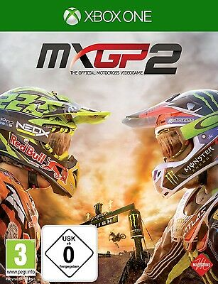 XBOX ONE Spiel MXGP 2 The Official Motocross Videogame NEU&OVP