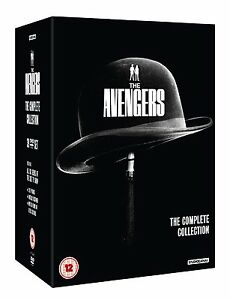The Avengers Complete Collection (DVD) TV Show