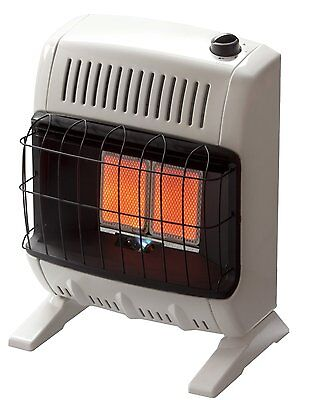 Mr. Heater 10,000 BTU Outlet-For free Glittering Propane LP Gas Handy Space Heater