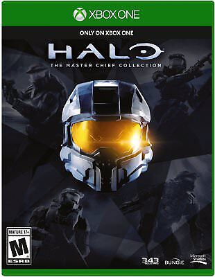 Xbox one Halo The Master Chief Collection Brand New